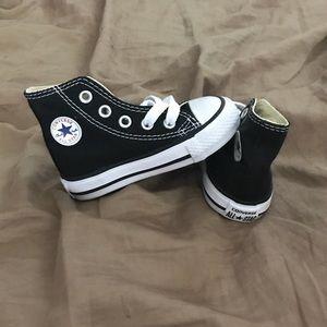 Kid's High Top Converse